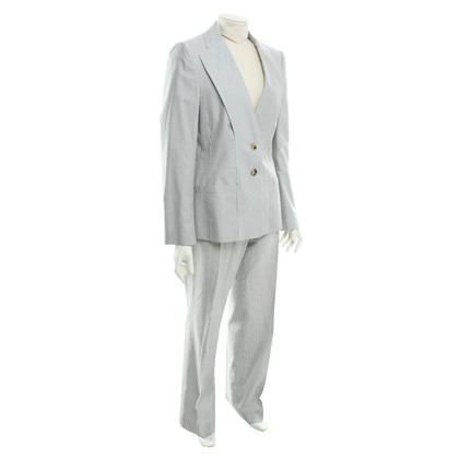 Escada Suit Stripe