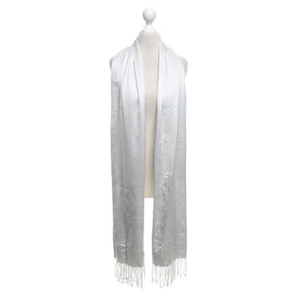 Loewe Schal aus Satin