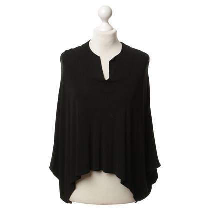 The Row Top in nero