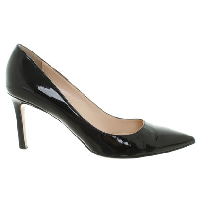 Konstantin Starke pumps made of lacquered leather