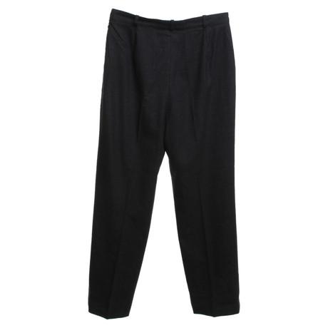 Hermès Hose in Grau Grau