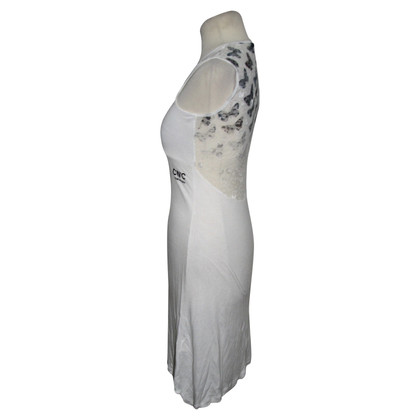 Costume National Dress in white