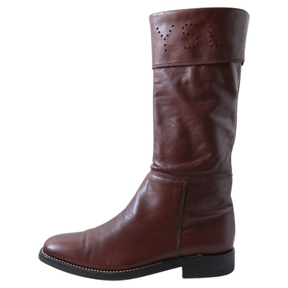 Yves Saint Laurent Boots in brown
