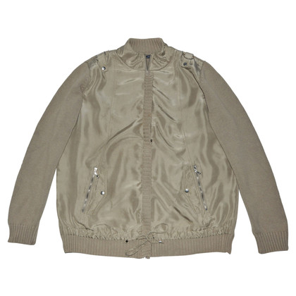 Marina Rinaldi Cotton Silk Jacket