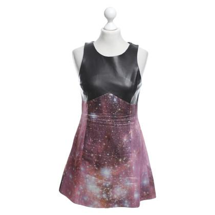Christopher Kane Dress with galaxy motif
