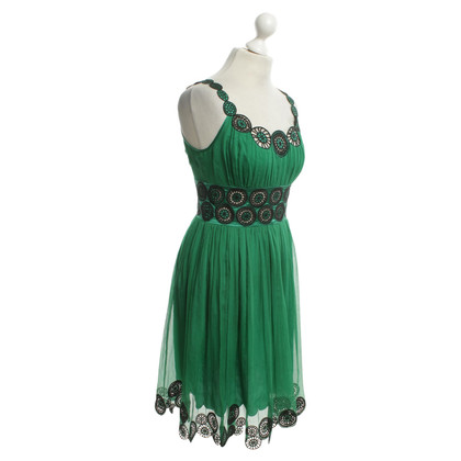 Other Designer Catherine Malandrino - Green dress