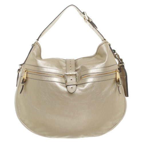 0972d09b77b7 Mulberry Handbag in gold colors - Second Hand Mulberry Handbag in ...