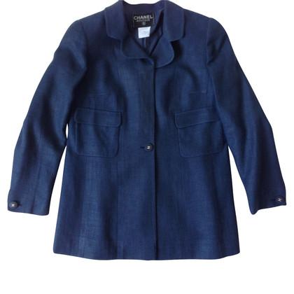 Chanel Costume di lino / lana