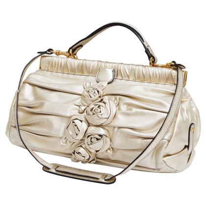Valentino Gold colored handbag