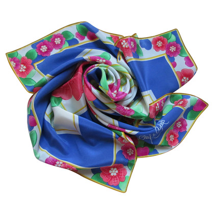 Van Cleef & Arpels silk scarf