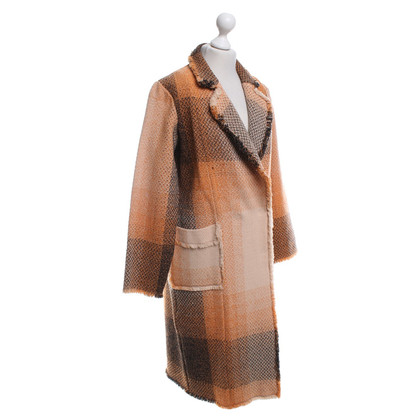 Missoni Coat in oranje tinten