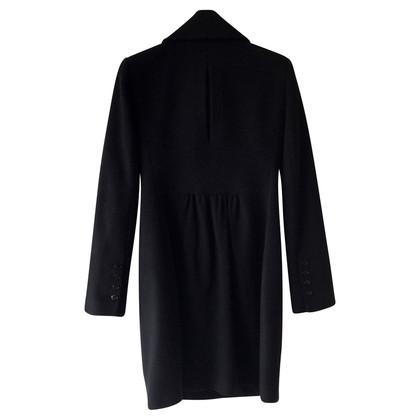 Patrizia Pepe Black coat wool