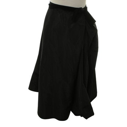 Max Mara Issued skirt in black