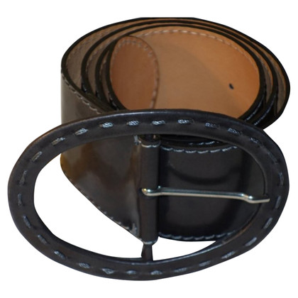 Reptile's House leather belt