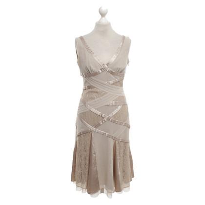 Karen Millen Lace dress in beige