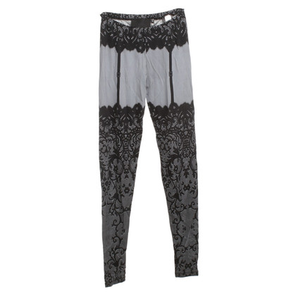 Philipp Plein Leggings with print