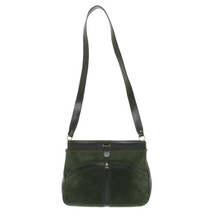 Aigner Umhägetasche in green