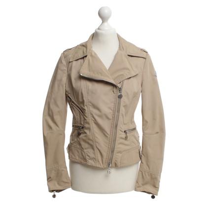 Moncler Jacket in biker style