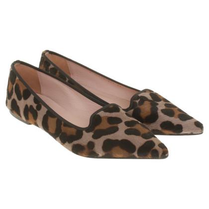 Pretty Ballerinas Ballerinas mit Leoparden-Muster