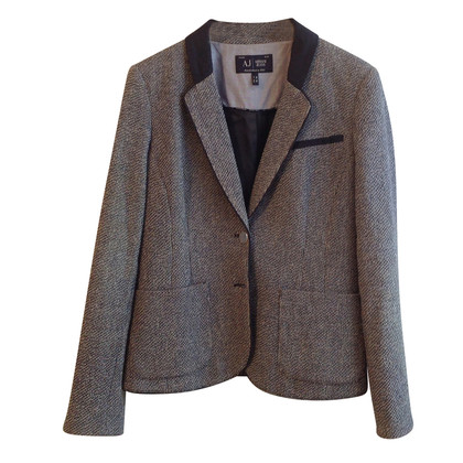 Armani Jeans Heather Blazer