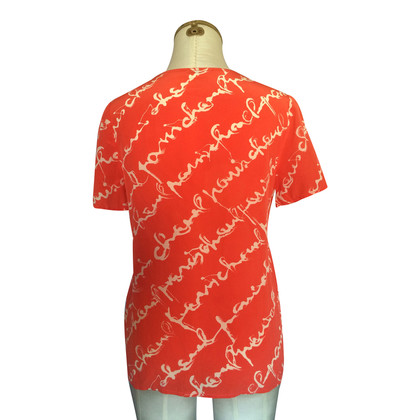 Chanel Zijden blouse