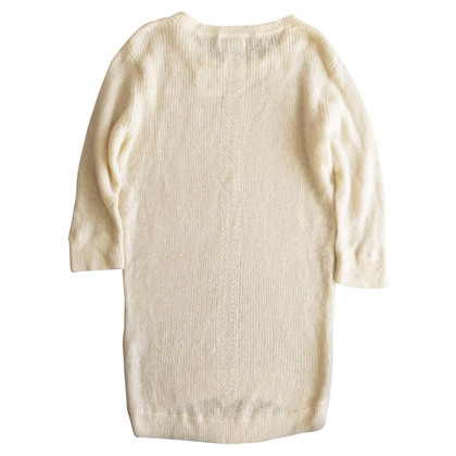 Acne Sweater in wool white