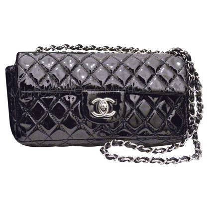 "Chanel ""Baguette"" in argento"