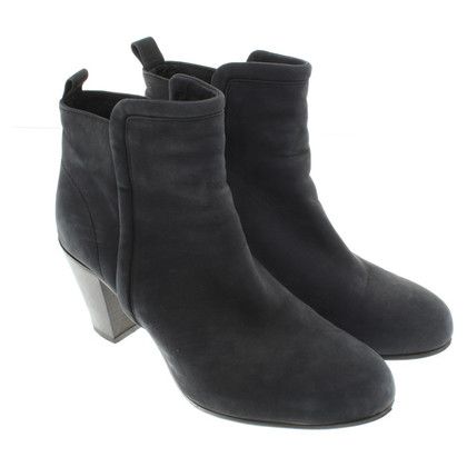 Filippa K Boots in Dark Blue