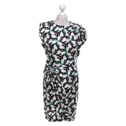 Diane von Furstenberg Patterned silk dress