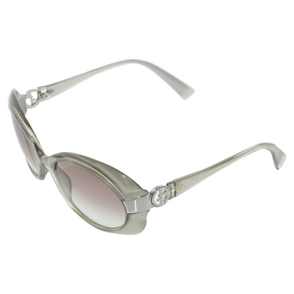Armani Sunglasses with metallic effect