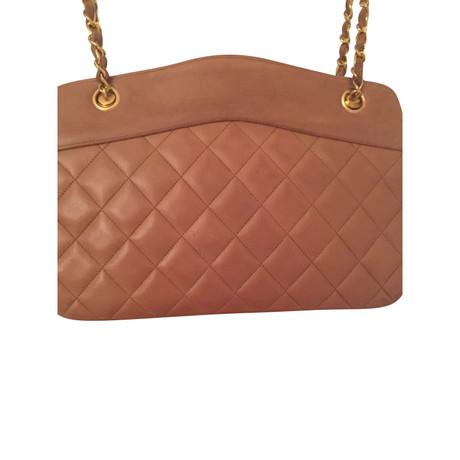 Verkauf Footlocker Freies Verschiffen Kaufen Chanel Umhängetasche Beige E72NYD3j