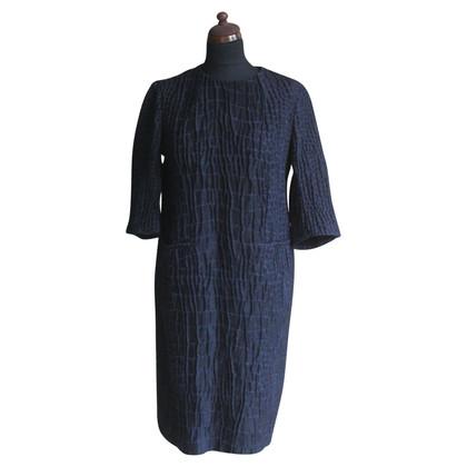 Yves Saint Laurent Kleid aus Alpaca/Seide/Wolle