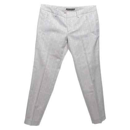 Drykorn Pantalon avec motif