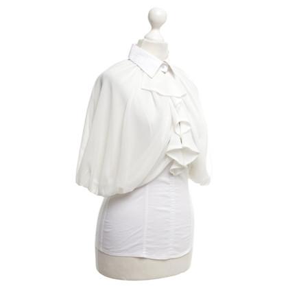 Elisabetta Franchi Camicia in bianco
