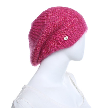 Chanel Hat in pink