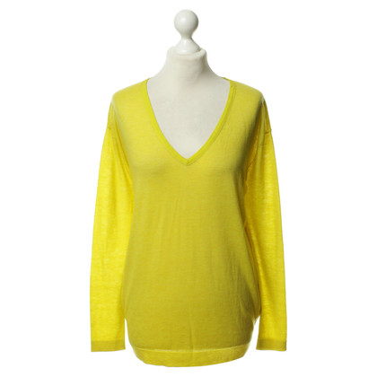American Vintage Sweaters in yellow