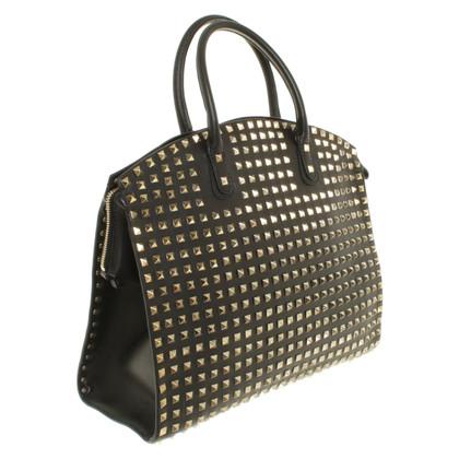 Valentino Shoulder bag with rivets
