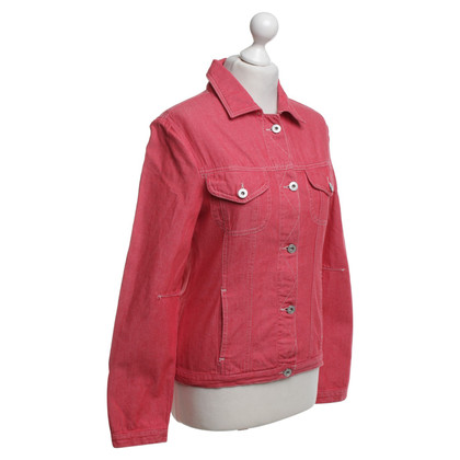 Marc Cain Denim jacket in red