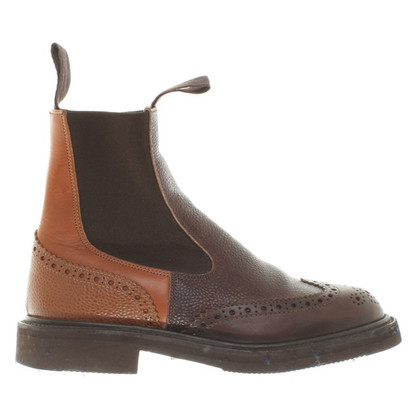 Other Designer Tricker's - Boots in Bicolor