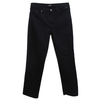 Ferre trousers with pattern
