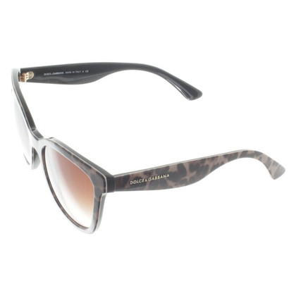 D&G Sunglasses with tortoiseshell pattern