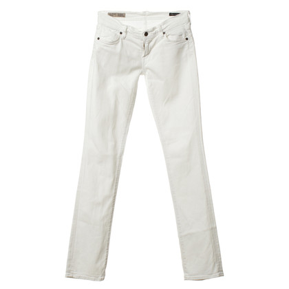 "Citizens of Humanity Jeans ""Ava #142"" in white"