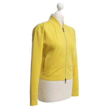 Max Mara Yellow Jacket in