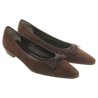 Ralph Lauren Leather ballerinas