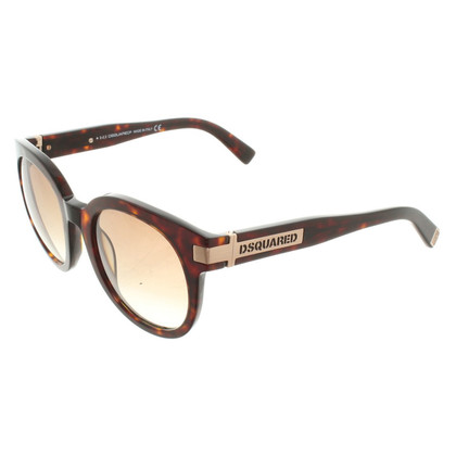 Dsquared2 Sunglasses with shieldpatt pattern