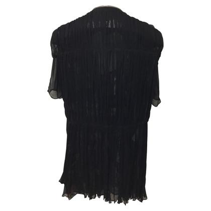 McQ Alexander McQueen Robe en soie