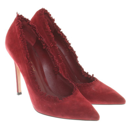 Gianvito Rossi Pumps in Rot