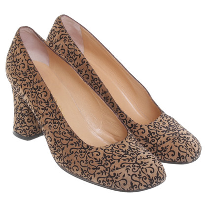 JOOP! pumps met patroon