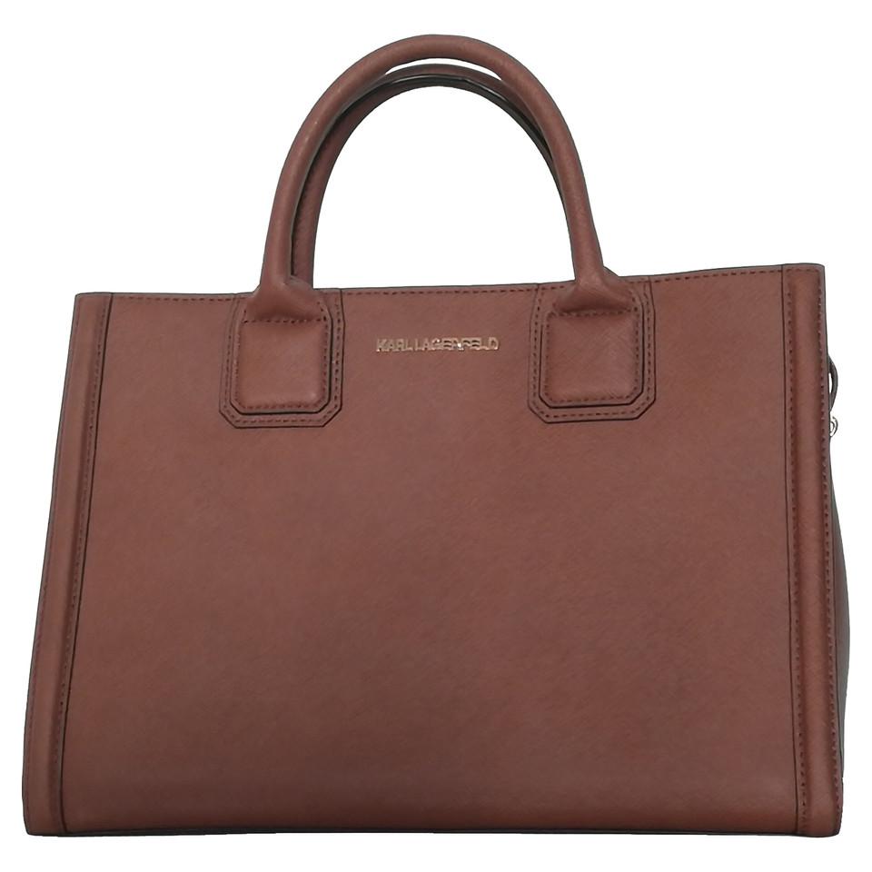 karl lagerfeld handtasche second hand karl lagerfeld handtasche gebraucht kaufen f r 165 00. Black Bedroom Furniture Sets. Home Design Ideas