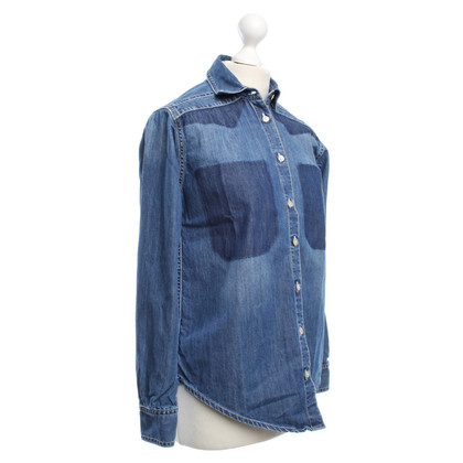 See by Chloé Jeans Blouse in blauw